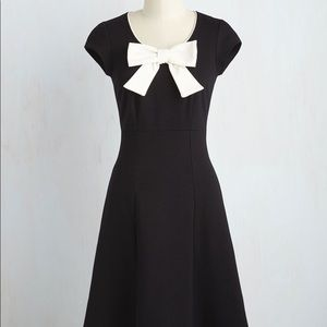 Modcloth Rock Steady Be There with Bows On